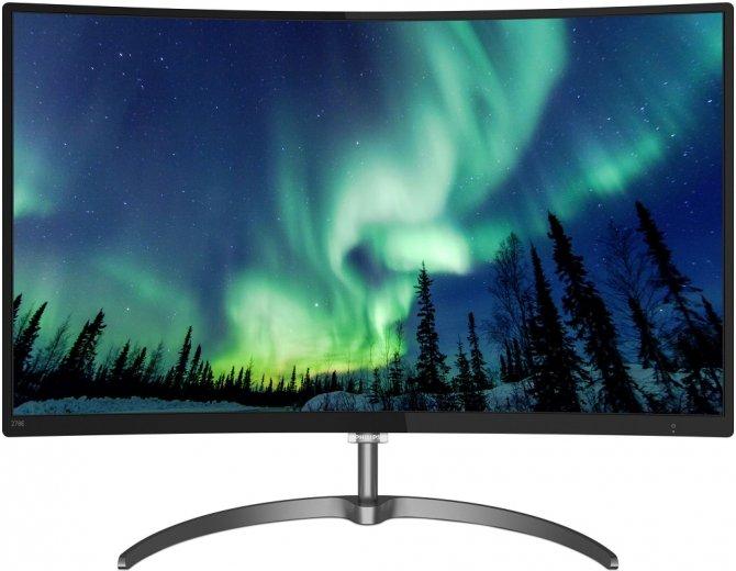 Philips 278E8QJAB - 27-calowy monitor VA w niskiej cenie [1]
