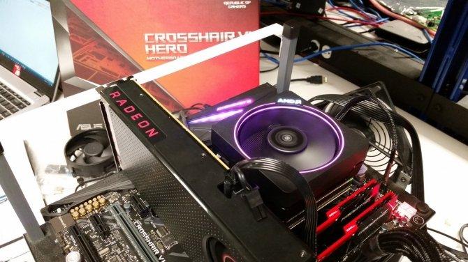 Procesory AMD Ryzen współpracują z pamięciami DDR4 3400 MHz [1]