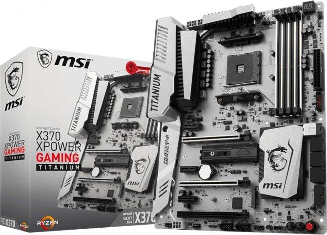 Specyfikacja płyt głównych MSI AM4 Gaming dla AMD Ryzen [1]