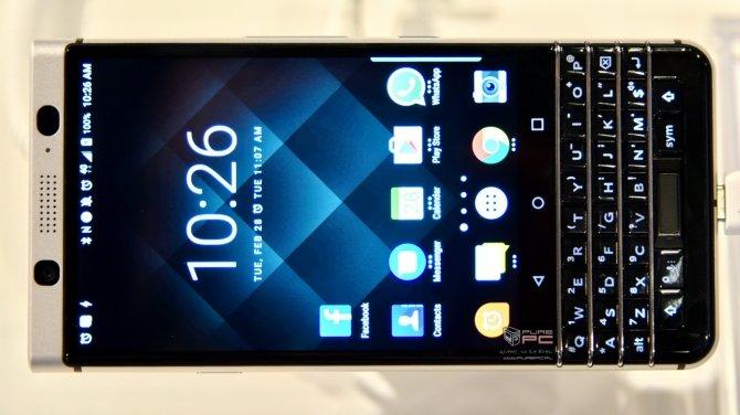 BlackBerry KEYone - premiera smartfona z fizyczną klawiaturą [8]