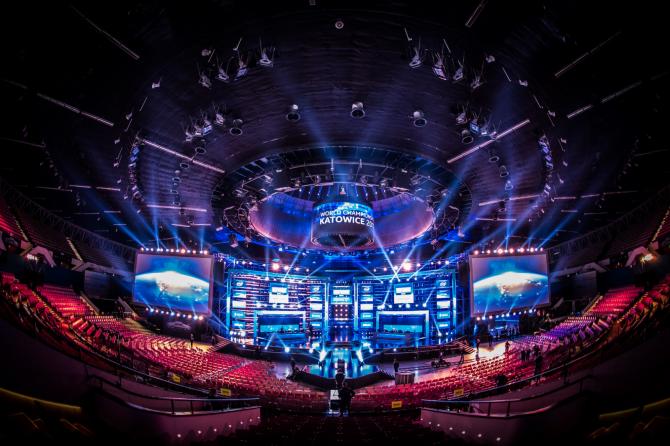 Na żywo: Pierwszy dzień imprezy Intel Extreme Masters 2017 [1]