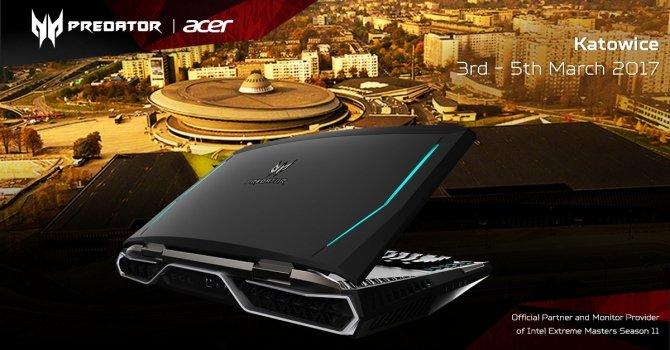 Acer Prime Talk #2 - Stream z ciekawymi gośćmi na IEM 2017  [2]