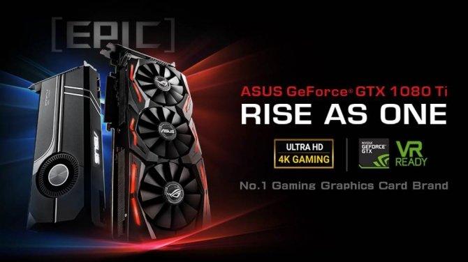 ASUS oraz MSI kuszą autorskimi modelami NVIDIA GTX 1080 Ti [1]