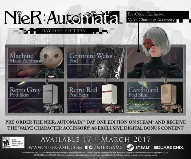 NieR: Automata - znamy wymagania sprzętowe i datę premiery [1]