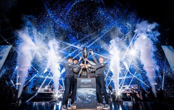 Na żywo: Drugi dzień imprezy Intel Extreme Masters 2017 [2]
