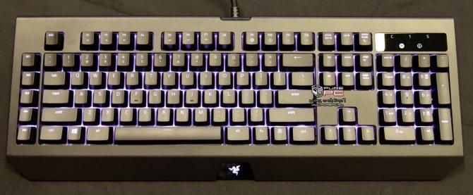 Razer BlackWidow Chroma V2 - nowa wersja klawiatury na IEM [1]