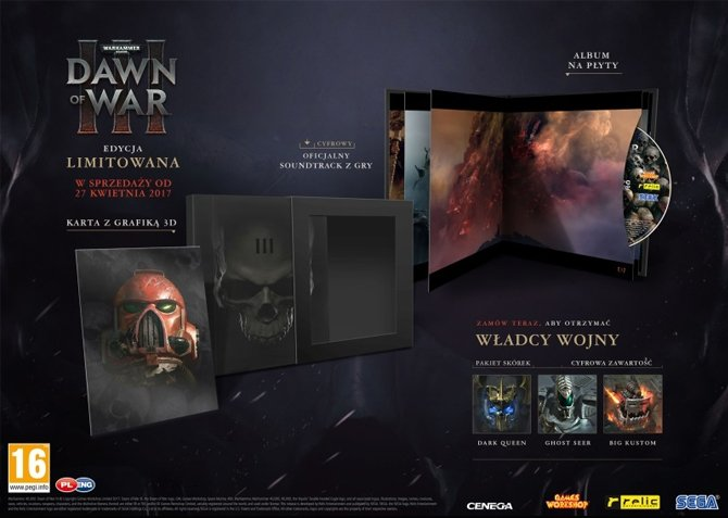 Dawn of War III - znamy wymagania sprzętowe i datę premiery [2]