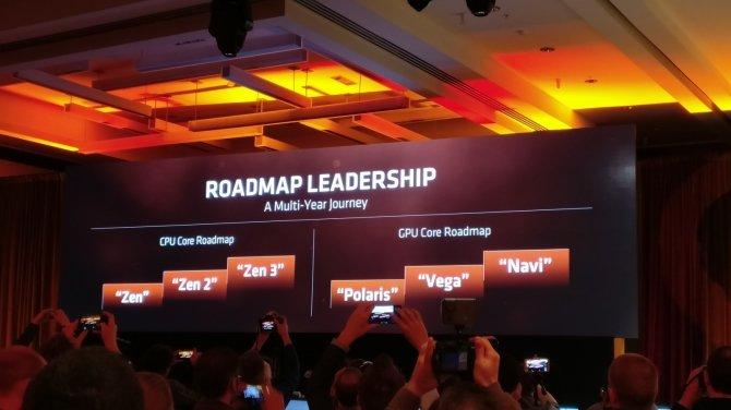 AMD Zen 2 - premiera udoskonalonej architektury już za rok? [1]