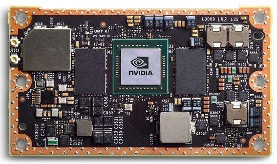 NVIDIA Jetson TX2 - nowy moduł sztucznej inteligencji [1]
