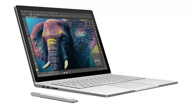 Surface Book pojawił się w wersji bez dedykowanej karty [1]
