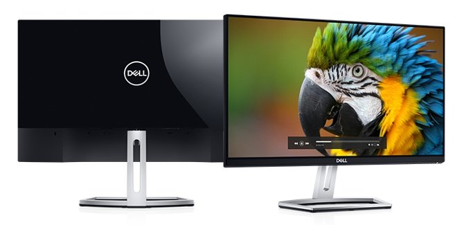 Dell S2318NX, S2418NX oraz S2718NX - seria monitorów z HDR [2]