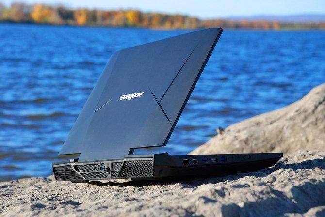Eurocom prezentuje laptopa Sky X9E3 z pięcioma dyskami SSD [4]