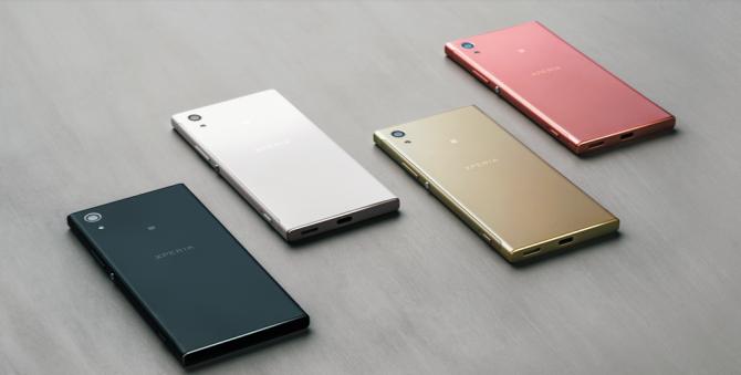 Sony Xperia XA1 - 5 calowy smartfon dostępny od kwietnia [1]