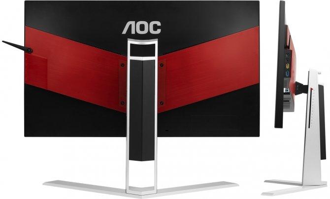 AOC AG271UG - monitor z rodzielczością 4K i NVIDIA G-Sync [2]