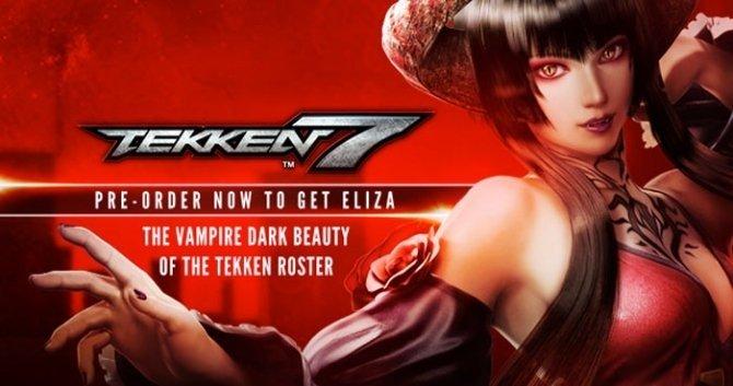 Tekken 7 - producent zapowiedział nadchodzące DLC [2]