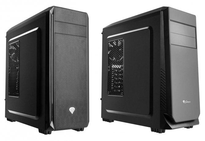Genesis Titan 550 i 660 - nowe i tanie obudowy Mid Tower [1]