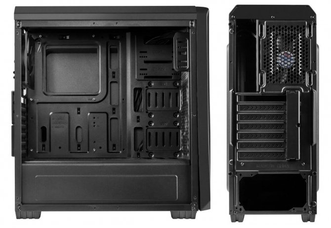 Genesis Titan 550 i 660 - nowe i tanie obudowy Mid Tower [2]
