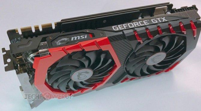 MSI GTX 1080 Ti Gaming X na zdjęciach w pełnej okazałości [3]