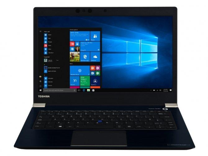 Toshiba prezentuje nowe ultrabooki: Portégé X30 oraz Tecra X [1]