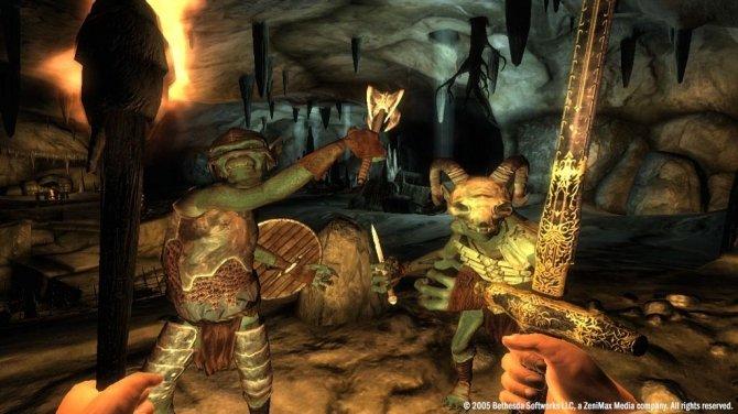 Dziś mija 11 lat od premiery The Elder Scrolls IV: Oblivion [3]