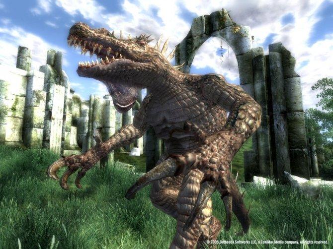 Dziś mija 11 lat od premiery The Elder Scrolls IV: Oblivion [5]