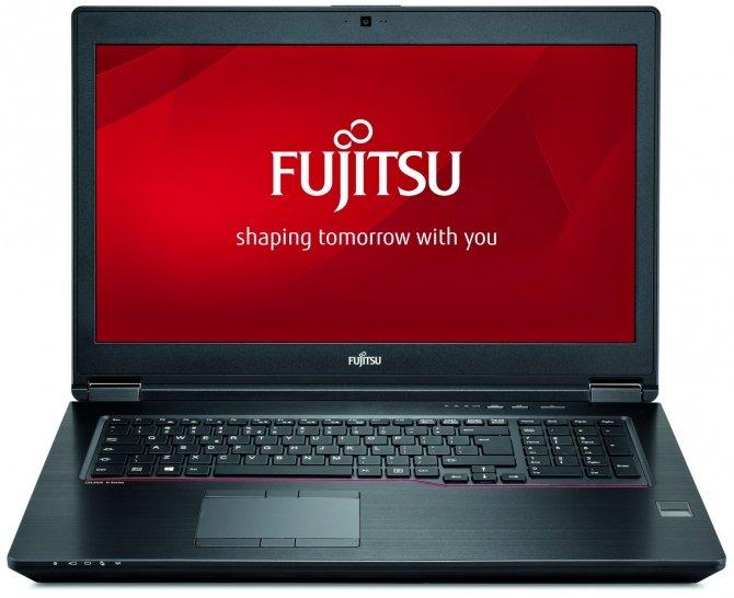 CeBiT 2017: Fujitsu prezentuje notebooka Celsius H970 [1]