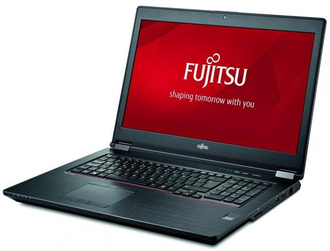 CeBiT 2017: Fujitsu prezentuje notebooka Celsius H970 [3]