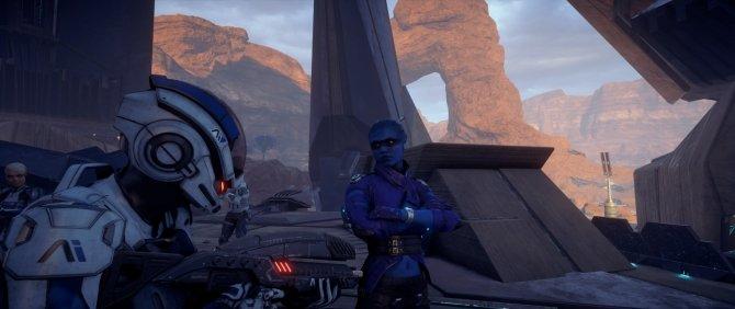 BioWare obiecuje naprawę gry Mass Effect: Andromeda [2]
