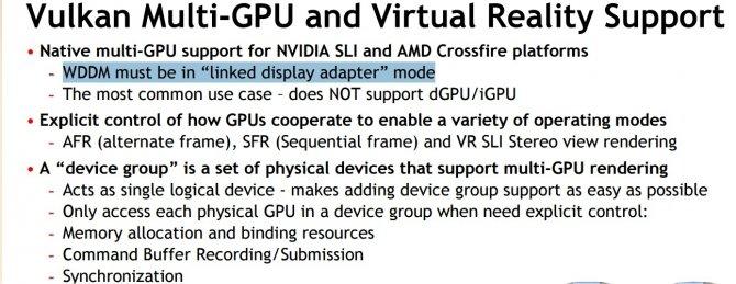 Jak to jest z multi-GPU w Vulkanie? Windows 10 czy nie? [2]