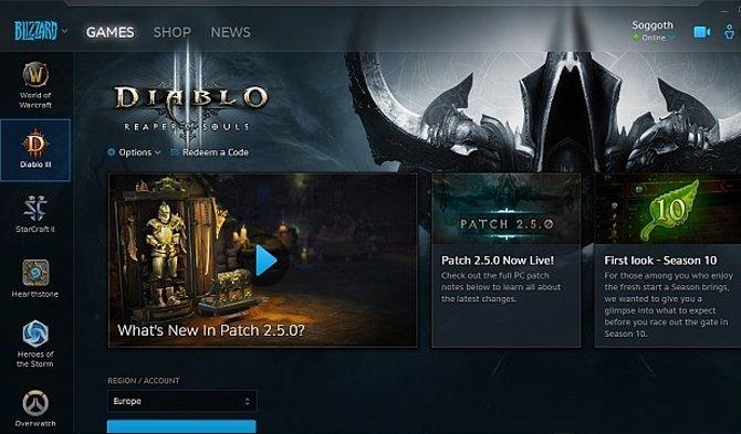 Battle.net to teraz Blizzard App, jednak zmiany są kosmetycz [1]