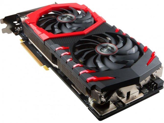 MSI GeForce GTX 1080 Ti Gaming X - Niereferencyjny Pascal [2]