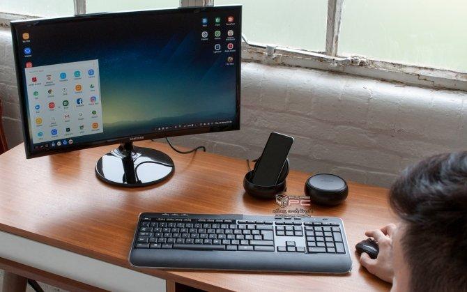 Poznajcie nowości od Samsunga: DeX, Bixby, Gear VR i Gear 36 [1]