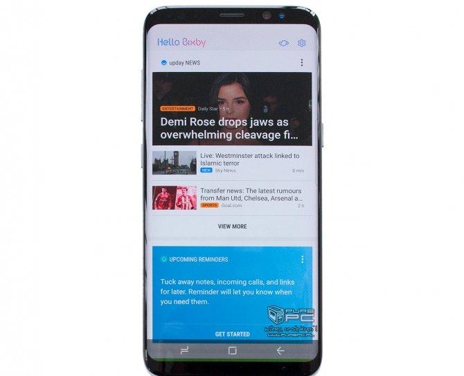 Poznajcie nowości od Samsunga: DeX, Bixby, Gear VR i Gear 36 [4]