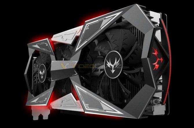 Colorful GeForce GTX 1080 Ti iGame kosmiczna karta graficzna [1]