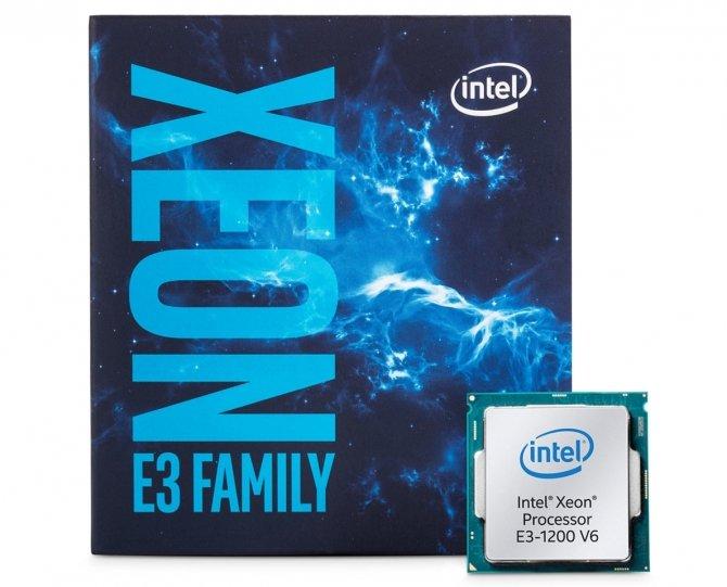 Intel zapowiada chipy Xeon E3-1200 v6 z generacji Kaby Lake [2]