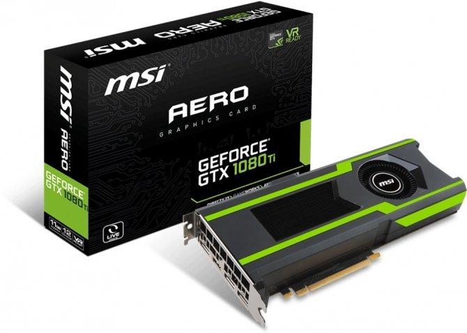 MSI przedstawia kolejne autorskie modele GeForce GTX 1080 Ti [3]