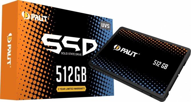 Palit wkracza na rynek dysków SSD z seriami GFS i UVS [2]