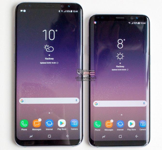 Ruszyła przedsprzedaż Samsung Galaxy S8 i S8+. Znamy ceny [2]