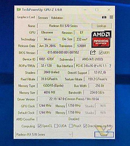 Karty AMD Radeon RX 570 i 580 zaprezentowane na zdjęciach [4]