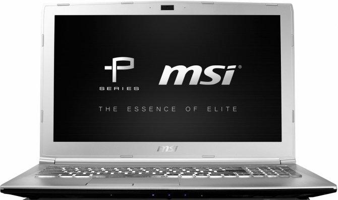 MSI PL60 - biznesowy notebook z kartą GeForce GTX 1050 [1]