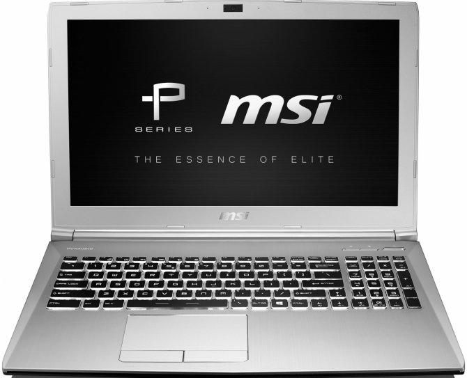 MSI PL60 - biznesowy notebook z kartą GeForce GTX 1050 [2]