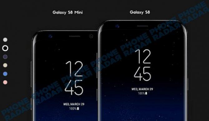 Samsung przygotowuje 5,3-calowego Galaxy S8 mini? [3]