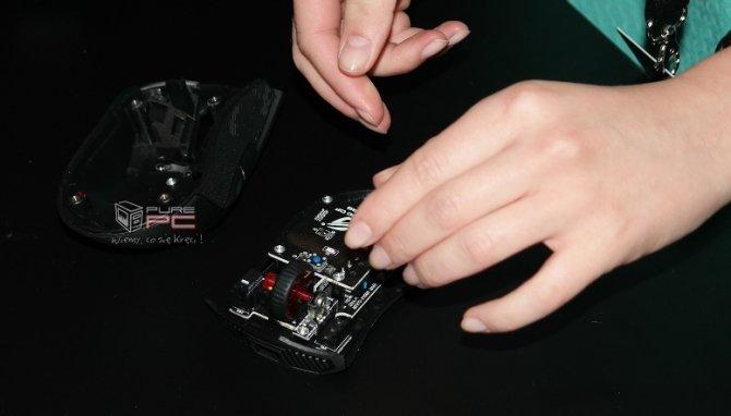 ASUS ROG Pugio - mysz gamingowa z podświetleniem RGB LED [2]
