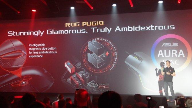 ASUS ROG Pugio - mysz gamingowa z podświetleniem RGB LED [3]