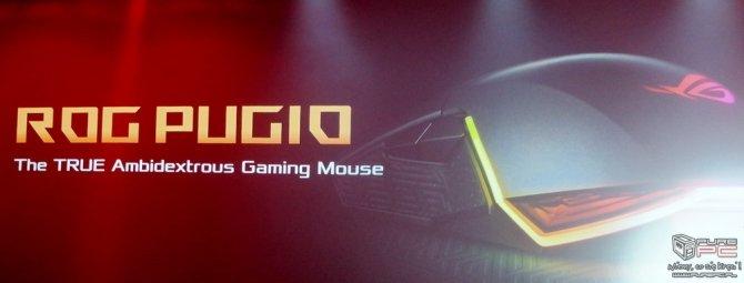 ASUS ROG Pugio - mysz gamingowa z podświetleniem RGB LED [4]
