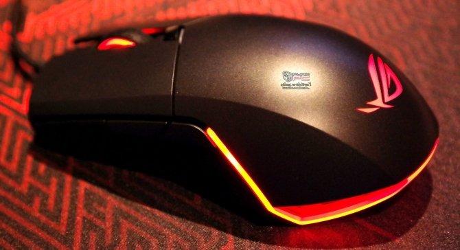 ASUS ROG Pugio - mysz gamingowa z podświetleniem RGB LED [6]