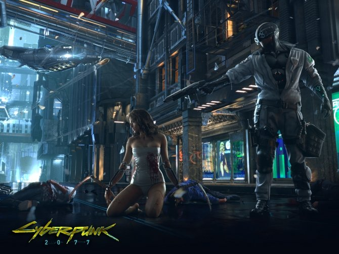 Prace nad Cyberpunk 2077 są zaawansowane. A co z Wiedźminem? [1]