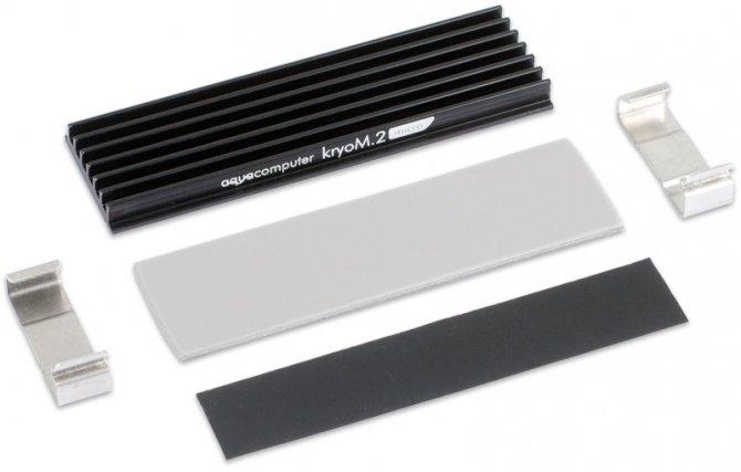 Aqua Computer kryoM.2 - układy chłodzenia na dyski SSD M.2 [5]