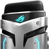 ASUS ROG Strix Magnus - pierwszy mikrofon z LED RGB