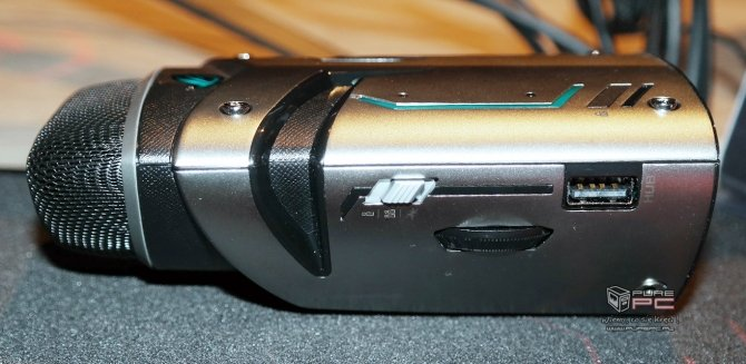 ASUS ROG Strix Magnus - pierwszy mikrofon z LED RGB [5]